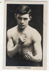 Tommy Harrison (Boy's Friend Magazine Rising Stars (1922) Boxing Card -11).JPG