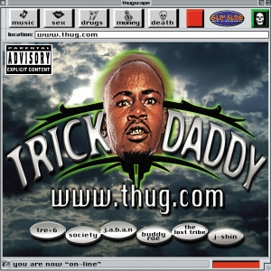 <i>www.thug.com</i> 1998 studio album by Trick Daddy