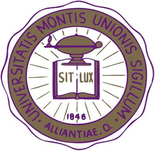 University of Mount Union liberal arts university in Alliance, Ohio