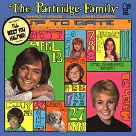 <i>Up to Date</i> 1971 studio album by The Partridge Family