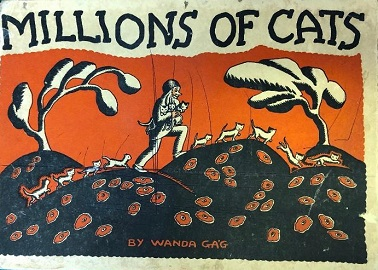 Image result for millions of cats wanda gag