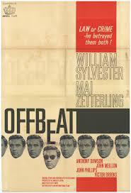 <i>Offbeat</i> (film) 1961 film by Cliff Owen