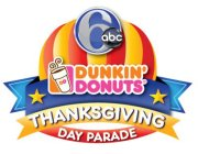 6abc Dunkin Donuts Thanksgiving Day Parade Annual Thanksgiving Day parade in Philadelphia, USA