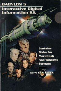 <i>Babylon 5</i>s use of the Internet