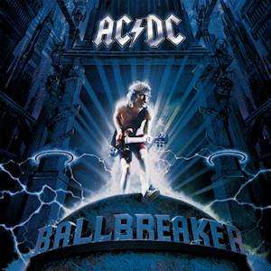 <i>Ballbreaker</i> 1995 studio album by AC/DC