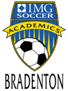 IMG Academy Bradenton Association football team based in Florida, U.S.A.