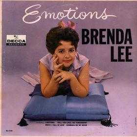 brenda lee all alone am i