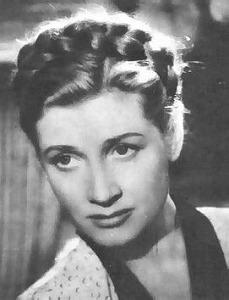 Blanchette Brunoy French actress