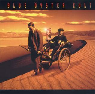 <i>Curse of the Hidden Mirror</i> 2001 studio album by Blue Öyster Cult