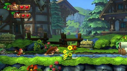 Donkey Kong Country : Tropical Freeze (WiiU & Nintendo Switch) Donkey_Kong_Country_Tropical_Freeze_screenshot