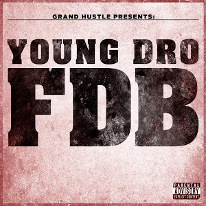 Young Dro - FDB (studio acapella)