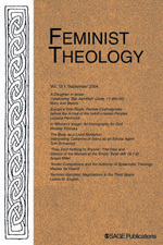 Feminist Theology Research Paper Starter