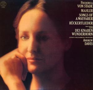<i>Frederica von Stade – Mahler Songs</i> 1979 studio album by Frederica von Stade