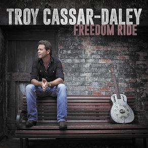 <i>Freedom Ride</i> (album) album by Troy Cassar-Daley