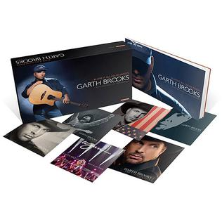 <i>Blame It All on My Roots: Five Decades of Influences</i> 2013 box set by Garth Brooks