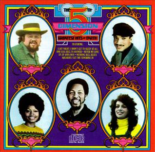 <i>Greatest Hits on Earth</i> 1972 greatest hits album by The 5th Dimension