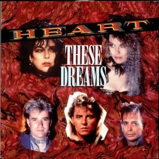 Heart - These Dreams (Single)
