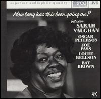 <i>How Long Has This Been Going On?</i> (Sarah Vaughan album) 1978 studio album by Sarah Vaughan