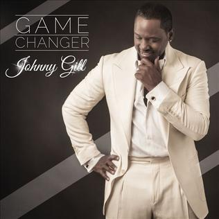 Johnny Gill - Game Changer album cover.jpg