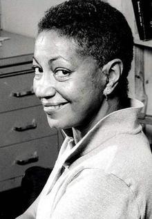 June Jordan American poet, essayist, playwright, feminist, bisexual activist