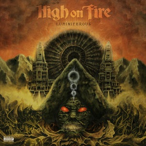 <i>Luminiferous</i> 2015 studio album by High on Fire