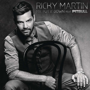 Ricky Martin featuring Pitbull — Mr. Put It Down (studio acapella)