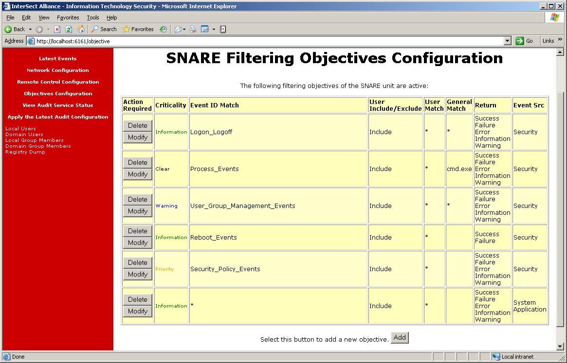Snare (software) - Wikipedia