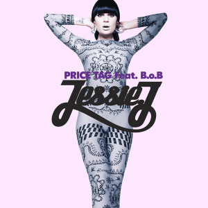 Jessie J featuring B.o.B — Price Tag (studio acapella)
