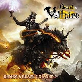 Riding A Black Unicorn Down The Side Of An Erupting Volcano While Drinking From A Chalice Filled With The Laughter Of Small Children