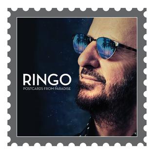 """The Beatles Polska: Nowa płyta Ringo """"Postcards From Paradise"""" ukaże się w marcu!"""