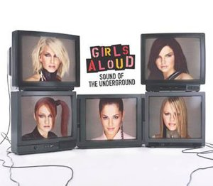 Girls Aloud — Sound of the Underground (studio acapella)