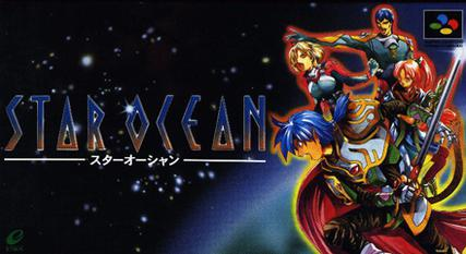 Picture of a game: Star Ocean