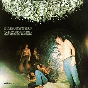 <i>Monster</i> (Steppenwolf album) 1969 studio album by Steppenwolf