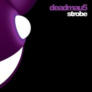 Strobe (instrumental) 2010 single by Deadmau5