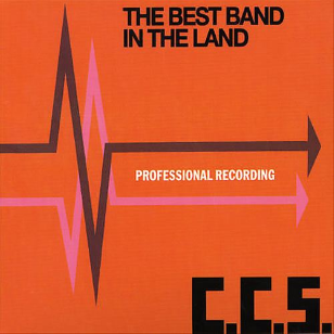 <i>The Best Band in the Land</i> 1973 studio album by Collective Consciousness Society