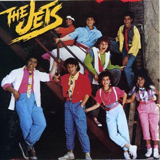<i>The Jets</i> (album) 1985 studio album by the Jets