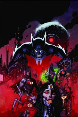 New 52 Future's End Cover