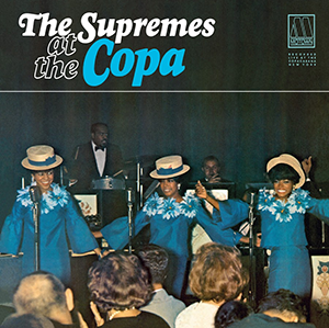 <i>The Supremes at the Copa</i> 1965 live album by The Supremes