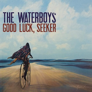 <i>Good Luck, Seeker</i> 2020 studio album by The Waterboys