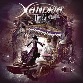 <i>Theater of Dimensions</i> 2017 studio album by Xandria