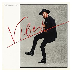 <i>Vibes</i> (Theophilus London album) 2014 studio album by Theophilus London