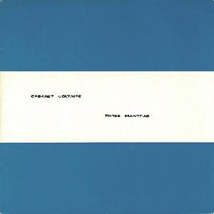 <i>Three Mantras</i> 1980 studio album by Cabaret Voltaire