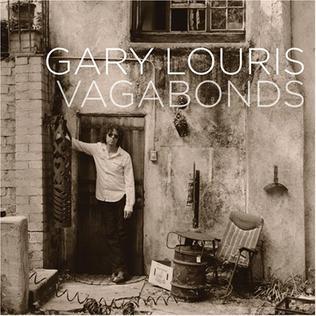 <i>Vagabonds</i> (Gary Louris album) 2008 studio album by Gary Louris