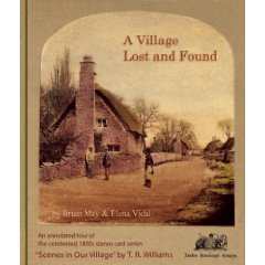 <i>A Village Lost and Found</i> book by Brian May
