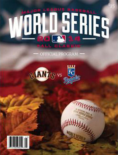 2014 World Series 110th edition of Major League Baseballs championship series