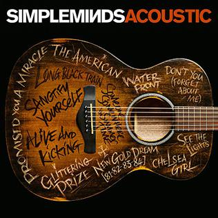 <i>Acoustic</i> (Simple Minds album) 2016 studio album by Simple Minds