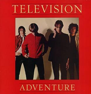 <i>Adventure</i> (Television album) 1978 studio album by Television