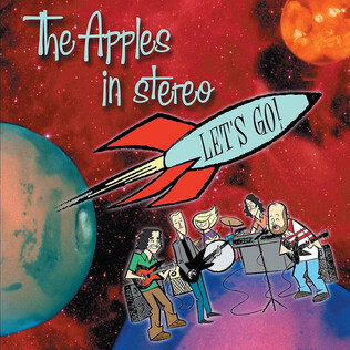 <i>Lets Go!</i> (EP) 2001 EP by The Apples in Stereo