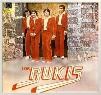 Resultado de imagen para los bukis 1978.Me.Siento Solo