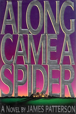 Along Came A Spider 1993 cover.jpg
